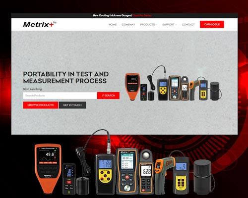 Metrix Instruments